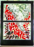 """Splash of Color"" Broken Stained Glass Window Mosiac; Link to Store: http://mhcxd.eqyhy.servertrust.com/product-p/splash-of-color.htm"